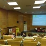 Roma Rojowska zabrała głos na Dolnośląskim Kongresie Kobiet w Cieszynie na temat potrzeby aktywizacji politycznej kobiet.