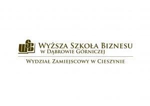 logo nowe WSB poziom CIESZYN curv