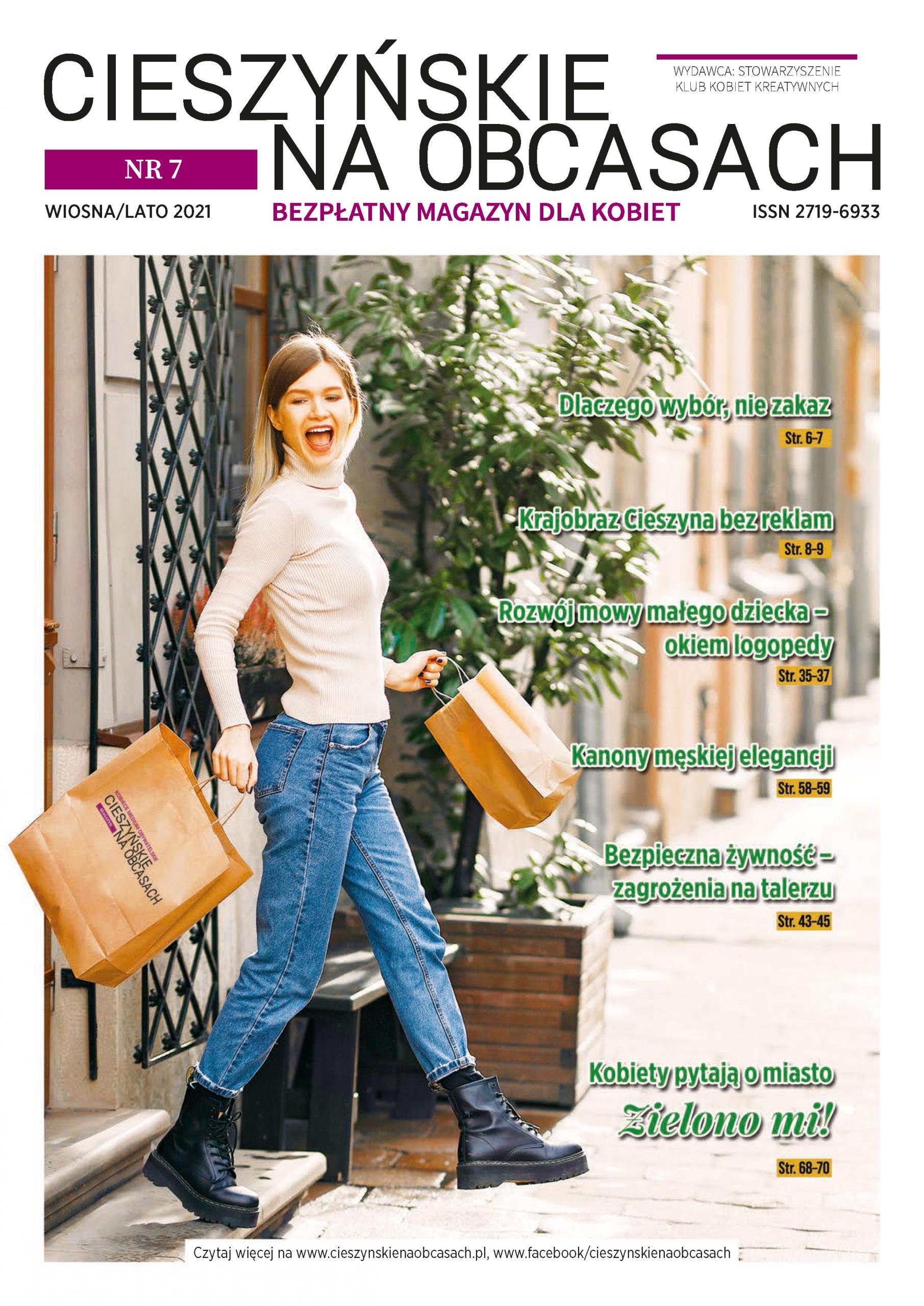 Nowy numer magazynu CIESZYŃSKIE NA OBCASACH
